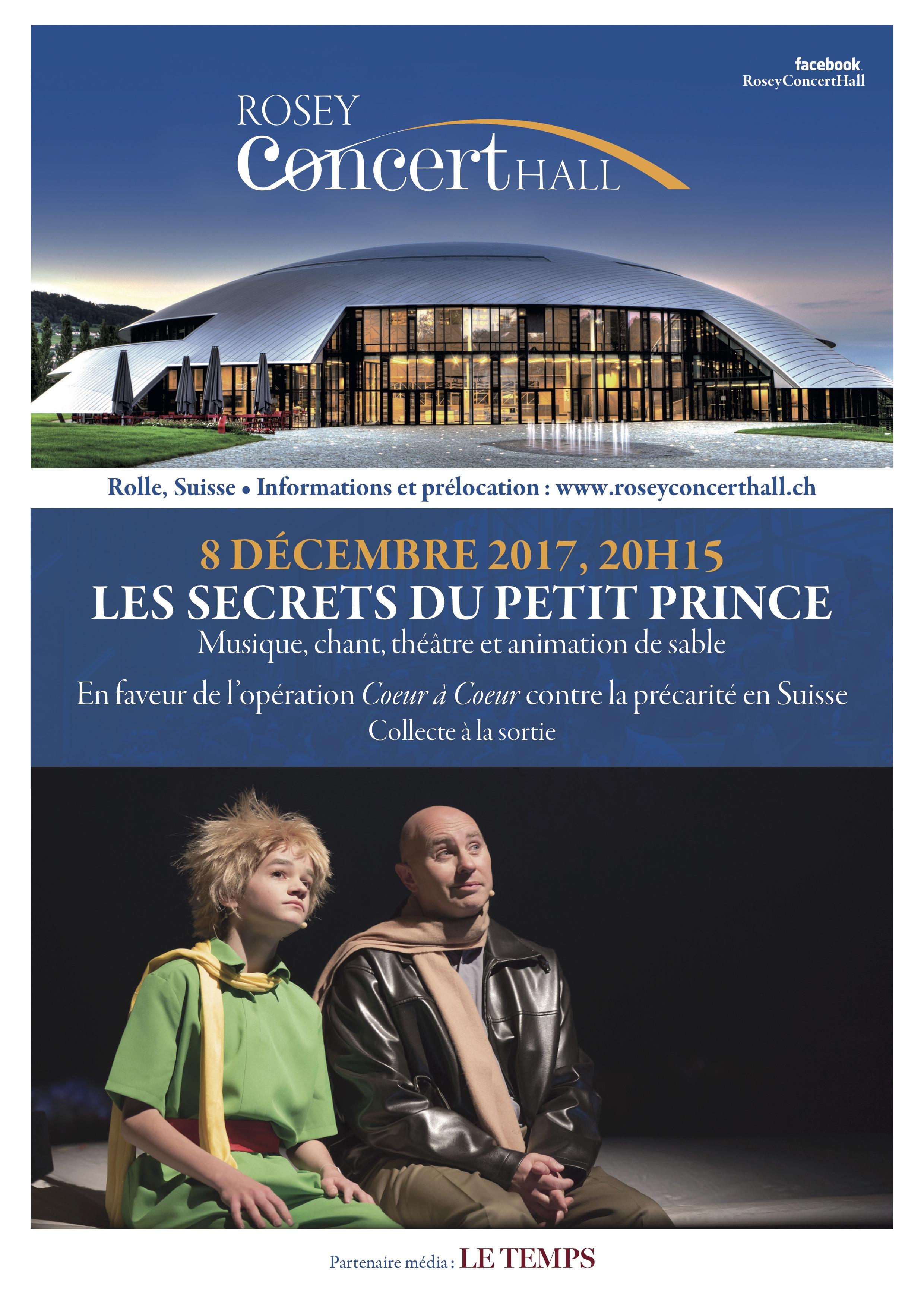 Les Secrets du Petit Prince 8 Decembre