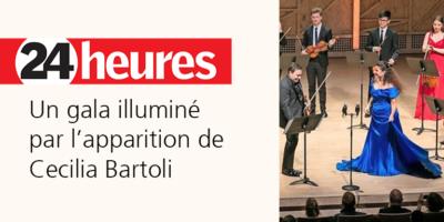 Cecilia Bartoli au Rosey Concert Hall