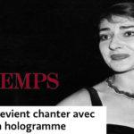 Maria Callas au Rosey Concert Hall