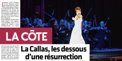 La Callas, les dessous d'une résurrection