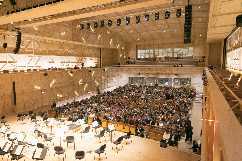 Amis du Rosey Concert Hall