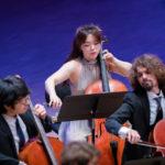 Renaud Capuçon et les Solistes de la Menuhin Academy © Rosey Concert Hall